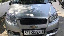 Cần bán lại xe Chevrolet Aveo đời 2015, màu bạc, xe nhập, giá 265tr