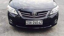 Bán Toyota Corolla Altis năm sản xuất 2011, màu đen, xe nhập xe gia đình, giá 530tr