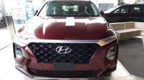 Bán xe Hyundai Santa Fe năm sản xuất 2019, màu đỏ, xe nhập