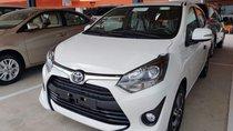Bán Toyota Wigo sản xuất năm 2019, màu trắng, xe nhập, giá 345tr