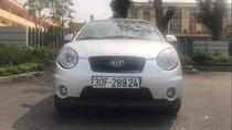 Cần bán xe Kia Morning đời 2010, màu bạc, nhập khẩu, giá chỉ 265 triệu