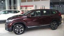 Cần bán xe Honda CR V năm sản xuất 2019, màu đỏ, nhập khẩu Thái