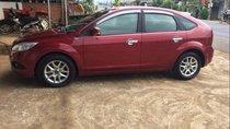 Cần bán lại xe Ford Focus đời 2010, màu đỏ, nhập khẩu nguyên chiếc xe gia đình