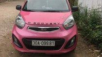 Bán Kia Morning đời 2013, màu hồng, 230tr