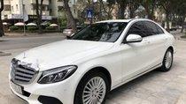 Cần bán lại xe Mercedes đời 2015, màu trắng, nhập khẩu nguyên chiếc