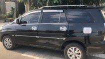 Cần bán gấp Toyota Innova năm sản xuất 2007, màu đen xe gia đình