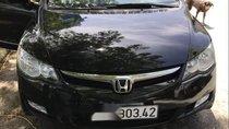 Cần bán gấp Honda Civic sản xuất năm 2007, màu đen, 350tr