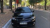 Cần bán lại xe Toyota Corolla altis 2.0 đời 2011, màu đen