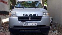 Bán Suzuki Super Carry Truck năm sản xuất 2017, màu bạc, nhập khẩu xe gia đình