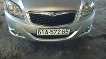 Cần bán xe Daewoo GentraX sản xuất 2010, màu bạc, nhập khẩu