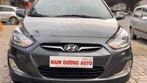 Cần bán gấp Hyundai Accent năm 2012, màu xám, 415tr