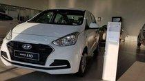 Bán Hyundai Grand i10 năm sản xuất 2019, màu trắng, giá 350tr