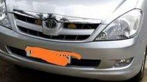 Cần bán lại xe Toyota Innova J sản xuất 2008, màu bạc, giá 268tr