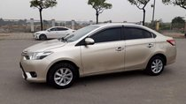 Bán ô tô Toyota Vios sản xuất năm 2014 chính chủ
