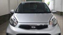 Cần bán lại xe Kia Morning AT đời 2016, màu bạc như mới, 355tr