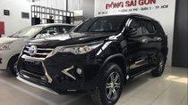 Bán xe Toyota Fortuner năm sản xuất 2019, màu bạc, giá tốt