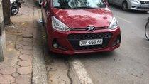 Cần bán gấp Hyundai Grand i10 1.2 AT năm sản xuất 2018, màu đỏ đẹp như mới