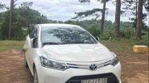 Bán Toyota Vios năm sản xuất 2017, màu trắng, giá chỉ 475 triệu