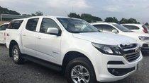 Bán Chevrolet Colorado sản xuất 2019, màu trắng, nhập khẩu, giá tốt