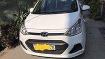 Cần bán lại xe Hyundai Grand i10 năm 2016, màu trắng, nhập khẩu chính chủ