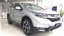 Cần bán xe Honda CR V năm sản xuất 2019, màu bạc, nhập khẩu nguyên chiếc