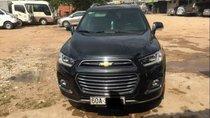 Bán Chevrolet Captiva 2017, màu đen, giá 720tr