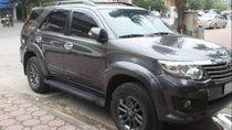 Cần bán gấp Toyota Fortuner đời 2014, màu xám, giá tốt