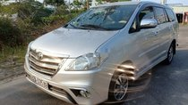Bán xe Toyota Innova đời 2014, màu bạc, 422 triệu