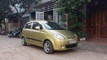Bán ô tô Chevrolet Spark đời 2010, màu vàng, giá chỉ 135 triệu