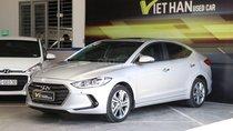 Bán xe Hyundai Elantra GLS 2.0AT đời 2017, màu bạc