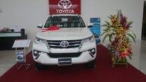 Đại lý Toyota Thái Hòa, bán Toyota Fortuner 2.7, màu trắng, nhập khẩu, giá tốt, LH 0964898932