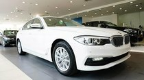 Bán BMW 5 Series 520i sản xuất năm 2019, màu trắng, xe nhập