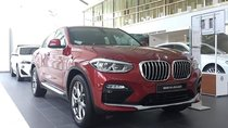 Bán BMW X4 2019, màu đỏ, nhập khẩu nguyên chiếc