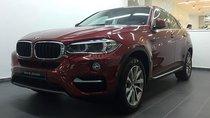 Bán xe BMW X6 xDrive 35i sản xuất 2019, màu đỏ, xe nhập