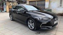 Xe Hyundai Elantra 1.6tubo năm 2019, màu đen đẹp như mới