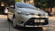 Bán Toyota Vios 2018 AT vàng cát, chính chủ, mới cứng
