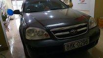 Bán xe Daewoo Lacetti EX 1.6 MT sản xuất năm 2008, màu đen