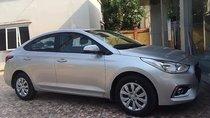 Cần bán Hyundai Accent 1.4 MT sản xuất năm 2019, màu bạc, giá chỉ 425 triệu