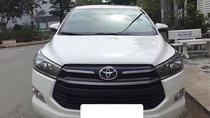 Xe Toyota Innova E- MT sản xuất năm 2018, màu trắng còn mới