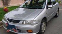 Bán xe cũ Mazda 323 1.6 MT đời 2000, màu bạc