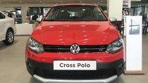 Cần bán xe Volkswagen cross Polo đời 2018, màu đỏ, giá tốt