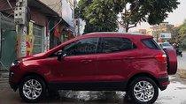 Bán Ford EcoSport Titanium đời 2016, màu đỏ chính chủ