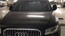 Bán Audi Q5 2.0 AT năm 2016, màu đen, nhập khẩu