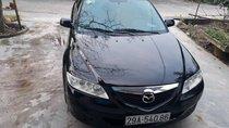 Cần bán xe Mazda 6 đời 2003, màu đen