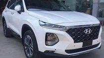 Bán ô tô Hyundai Santa Fe 2.4L HTRAC 2019, màu trắng