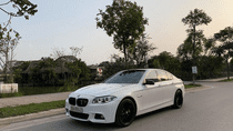 Bán xe BMW 5 Series đời 2014, màu trắng, nhập khẩu