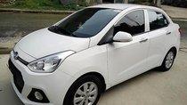 Cần bán Hyundai Grand i10 năm 2016, màu trắng, nhập khẩu