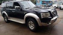 Cần bán xe cũ Ford Everest Gx đời 2008, màu đen