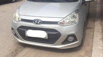 Cần bán xe Hyundai Grand i10 đời 2015, màu bạc, xe nhập chính chủ, giá tốt