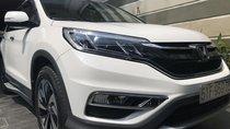 Bán Honda CRV 2.4 Full 2016, xe bản đủ đi đúng 15.000km, cam kết bao kiểm tra hãng